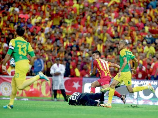 perlawanan akhir Piala Malaysia 2016