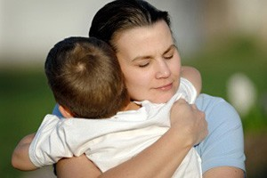 Kesan Pelukan Ibu Bapa