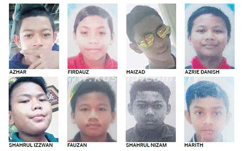 8 Remaja Dilanggar Di Johor