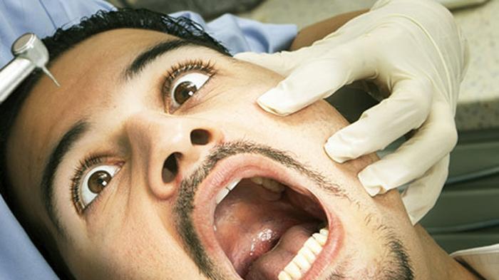 takut cabut gigi