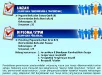Jawatan Kosong Pegawai Belia Dan Sukan S41 & Penolong Pegawai Latihan E29